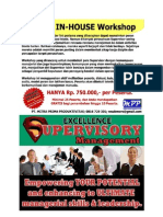 Excellence Supervisory Management (Non Manufacturing)