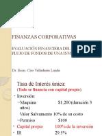 Sesión Fincorp b1 Adm Valorización Metodo de Flujo Fe Fondos Van Tir 2021-1