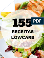 155 Receitas Low Carb