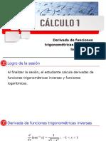 MA262_Sesión 1.4.B_Derivada de funciones trigonometricas inversas y logarítmicas(1)