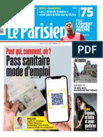Parisien - 2021-05-25