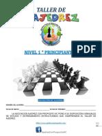 MANUAL PEDAGOGICO DE AJEDREZ PARA PRINCIPIANTES-ACPAC