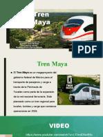 Expo de Transportes-Tren Maya