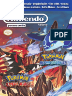 Nintendo World Pocket Guide Nº 01