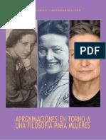 [Programa] Aproximaciones en Torno a Una Filosofía Para Mujeres