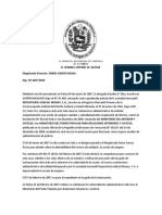 Sentencia SPA 21-01-2009- numero 0054 Caso Depositaria Jusdicial Monay contra Ministerio de Interior y Justicia- Principios que rigen la Actividad Administrativa