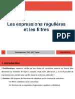 Chap3-Les Expressions Régulières Les Filtres