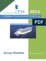 2012 Scuba Cruise Group Planner