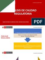 31 05 19 PPT Calidad Regulatoria Alberto Herrera Buitron
