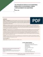 COMPARAÇÃO DA ATIVAÇÃO DE MÚSCULO DE HAMSTRING DURANTE A CORRIDA EM ALTA VELOCIDADE E VÁRIOS EXERCÍCIOS DE FORTALECIMENTO DE HAMSTRING