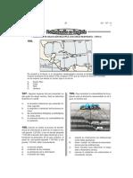Geografia Profundizacion [Banco de preguntas ICFES] 2003-2