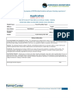 Registration Form Summer Youth Program