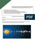 Guía práctica Sistema-Solar