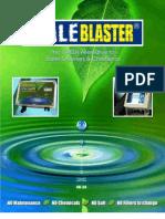 Clear Water Brochure