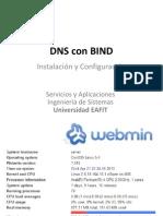 DNS Con Webmin