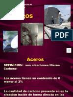 ACEROS diagrama FE-C