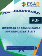 Sistemas de Comunicação Por Rádio e Satélite