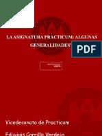 Charla Informativa Practicum