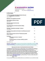 Real-world economics review 54
