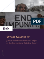 FIDH Whose Court is It En