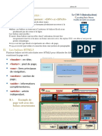 balise structurante css