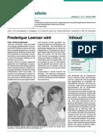 2005 10 11 - SALEH Versterk de concurrentiepositie van Curaçao