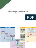 Anticoagulantele Orale