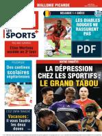 Journal La Derniere Heure-Wallonie Picarde-04!06!2021