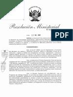 Reglamento de Arbitraje Arbitra Perú