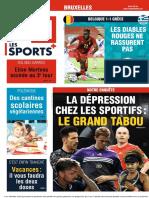 Journal La Derniere Heure-Bruxelles-04!06!2021