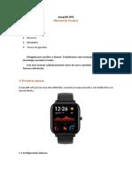 20200527 Manual Amazfit GTS