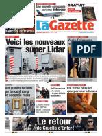 Journal La Nouvelle Gazette Charleroi 04-06-2021