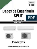 Manual de Instalacao Hi Wall Inverter DAIKIN