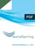 Eurospring Catalogo