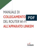 Manuale Collegamento Router WiFi