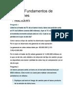 FEF71L Fundamentos de Inversiones