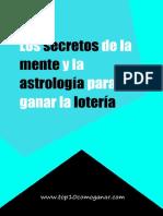 Top10 - Los Secretos de La Mente y La Astrología Para Ganar La Lotería (31)