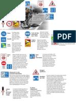 Signalisation panneaux vélo