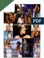 Trabajo Whitney Houston