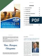 Rapport d'Activite 2019 4