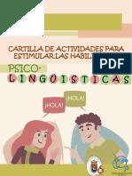 Cartilla Psicolinguistica PDF