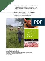 ganadería ecologica