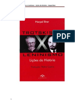 Trotskismo x Leninismo - Índice e Prefácio