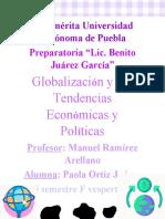 México y América Latina Antes Los Contenidos Económicos de La Globaliz - Copia