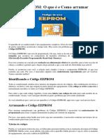 Código EEPROM
