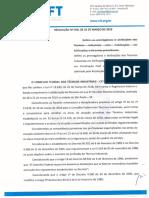 Resolucao No 058.2019 - Define Prerrogativas e Atribuicoes Dos Tecnicos Em Edificacoes