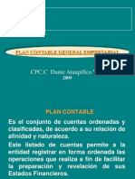 Planes de Cuentas Oficializados Por Entidades Públicas Dependientes Del Ministerio de Economía y Finanzas