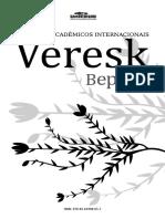 VERESK  Estudos sobre a perspectiva histórico-cultural de Vigotski