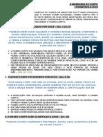 A MORDOMIA DO CORPO - I CORINTIOS 6.12-20
