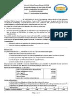 TD N°2 - La répartition des bénéfices-1